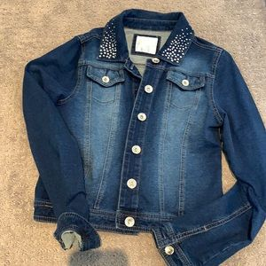 Girls Justice jean jacket